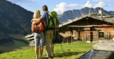Wandern Alpbachtal Seenland