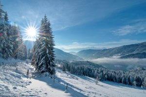 Winterlandschaft Arriach Region Villach Tourismus GmbH Adrian Hipp