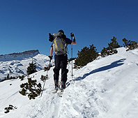 Skitouren Geher