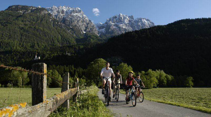 Radfahren Copyright OW Böhm