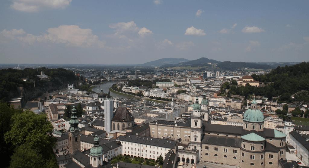 Salzburg Stadt & Land